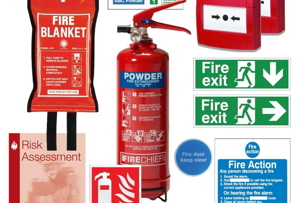 Fire safety in the workplace, who's responsible?